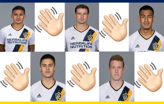 Straight from the Stands Episode2 - 5 LA Galaxy homegrown players cut