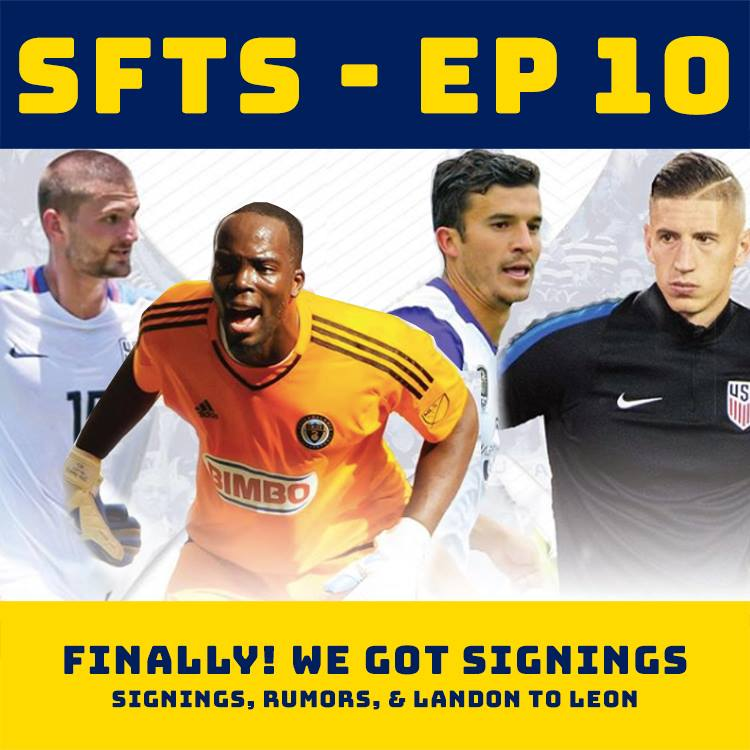 Episode 10 -Yes! more LA Galaxy Signings! - Straight from the Stands